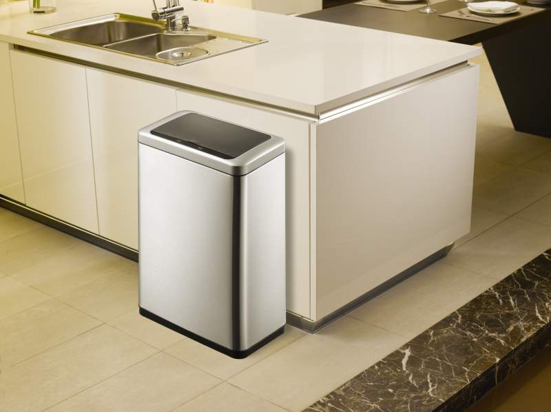 92Motion sensor kitchen trash can EKO USA
